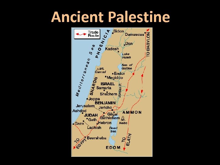 Ancient Palestine