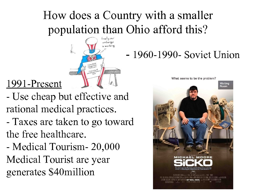 How does a Country with a smaller population than Ohio afford this? - 1960