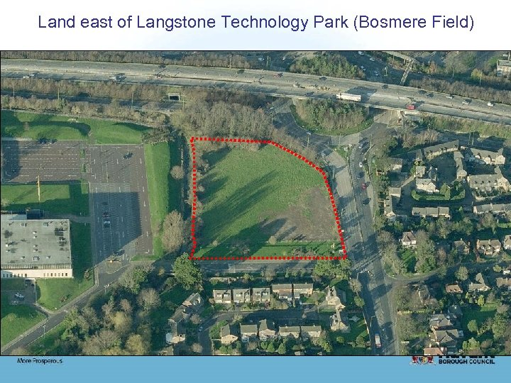 Land east of Langstone Technology Park (Bosmere Field)