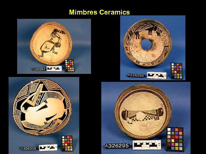 Mimbres Ceramics