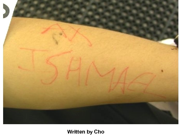Written by Cho