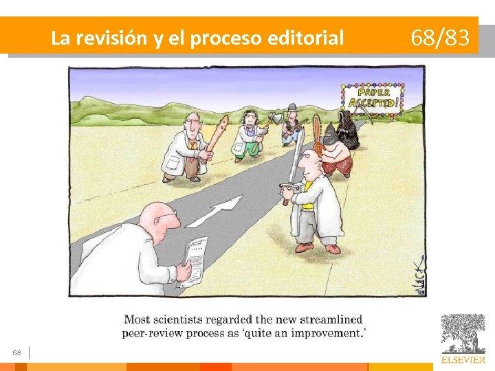La revisión y el proceso editorial 68/83 Cómo Hacer para que se Publique su
