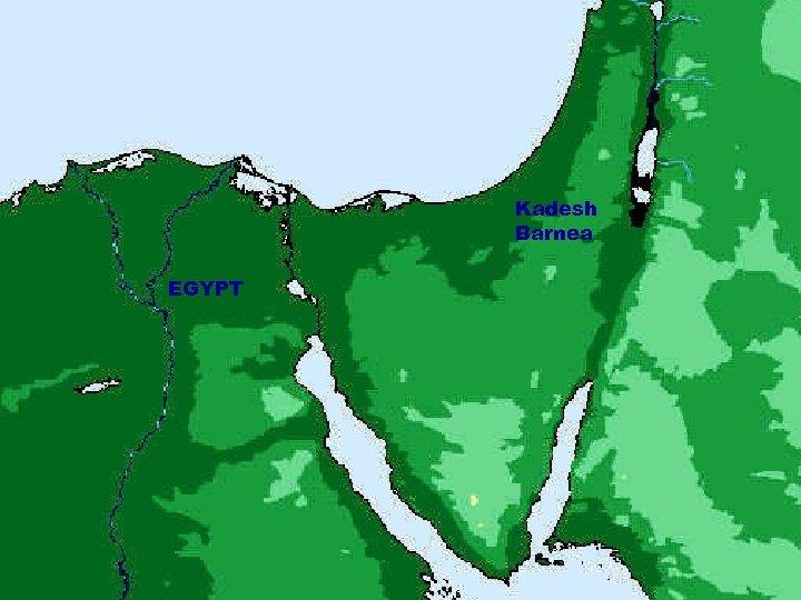 Kadesh Barnea EGYPT