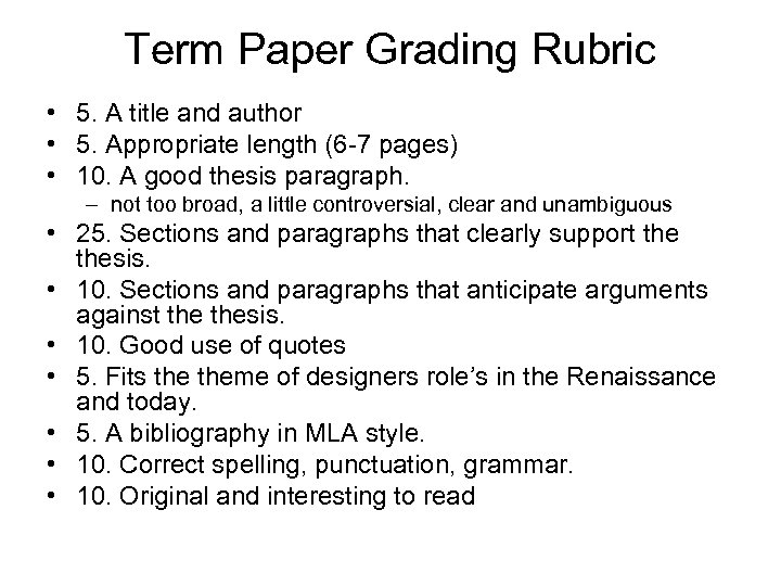 thesis section numbering Section breaks are used to allow formatting changes (ie, different margins, page number styles, etc) in the same document to have the preliminary pages (numbered using roman numerals) and the body of your thesis/dissertation (numbered using arabic numerals) in one document, a section break should be used to change the format of the page.