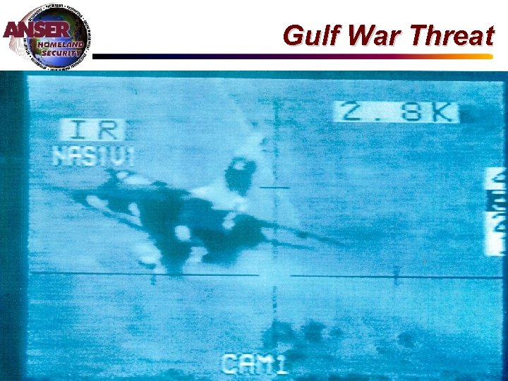 Gulf War Threat
