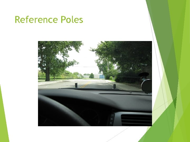 Reference Poles