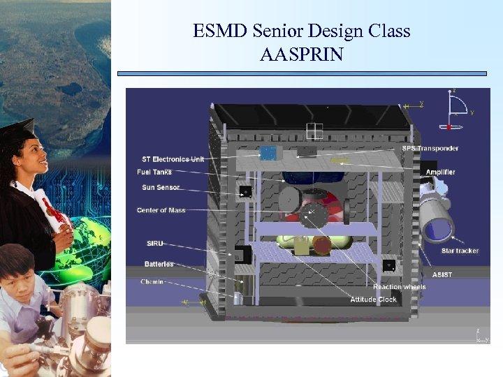 ESMD Senior Design Class AASPRIN
