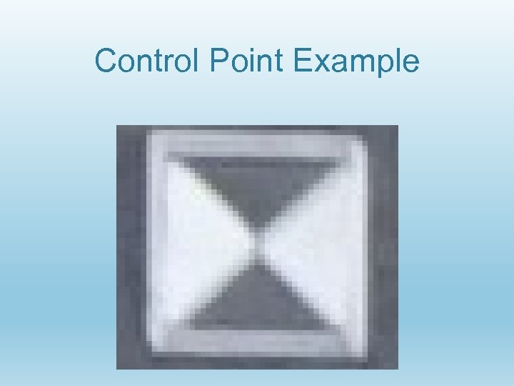 Control Point Example