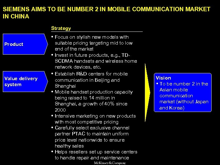 SAMSUNG 010605 BJ-kickoff 2 SIEMENS AIMS TO BE NUMBER 2 IN MOBILE COMMUNICATION MARKET