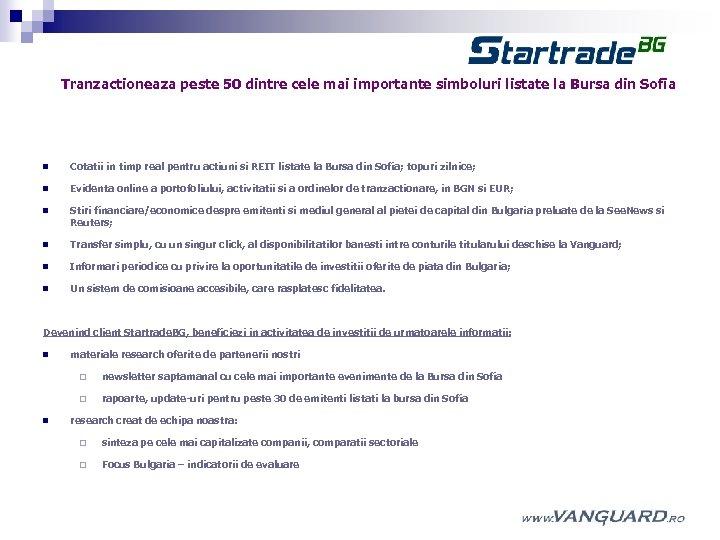tranzacționarea pe internet pe piețele bursiere și financiare)