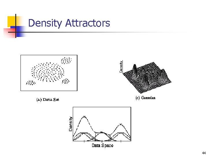 Density Attractors 44