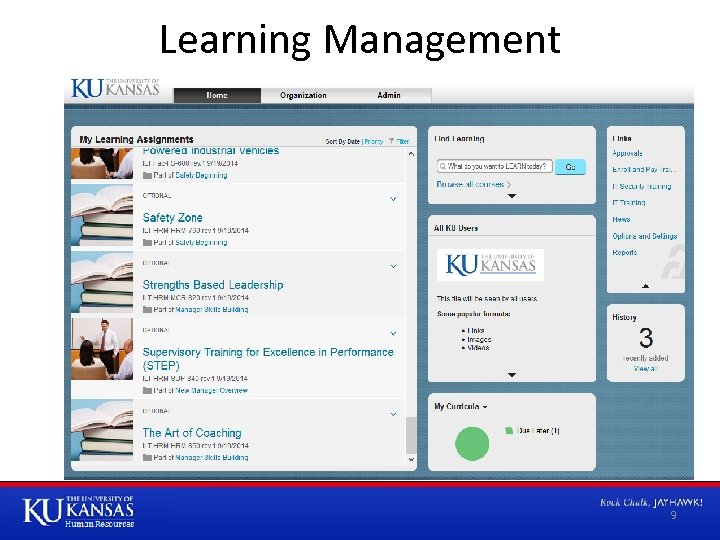 Learning Management 9