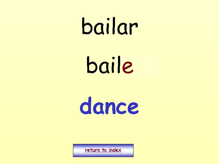 bailar bailo e dance return to index