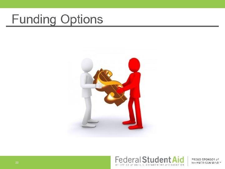 Funding Options 22