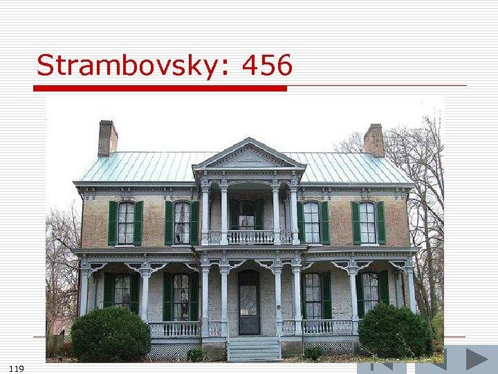 Strambovsky: 456 119