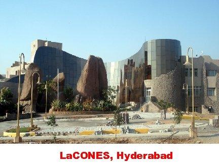 La. CONES, Hyderabad