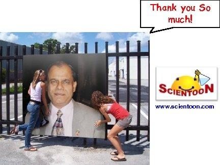 Thank you So much! www. scientoon. com