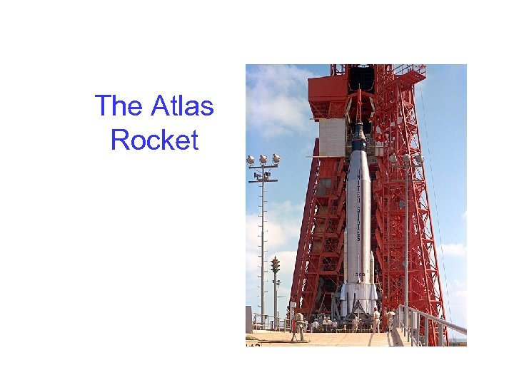 The Atlas Rocket