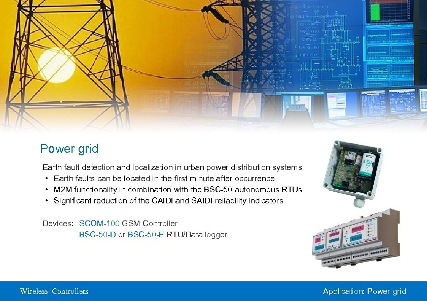 Power grid Earth fault detection and localization in urban power distribution systems • Earth