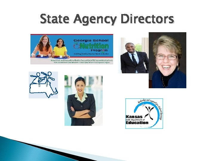 State Agency Directors