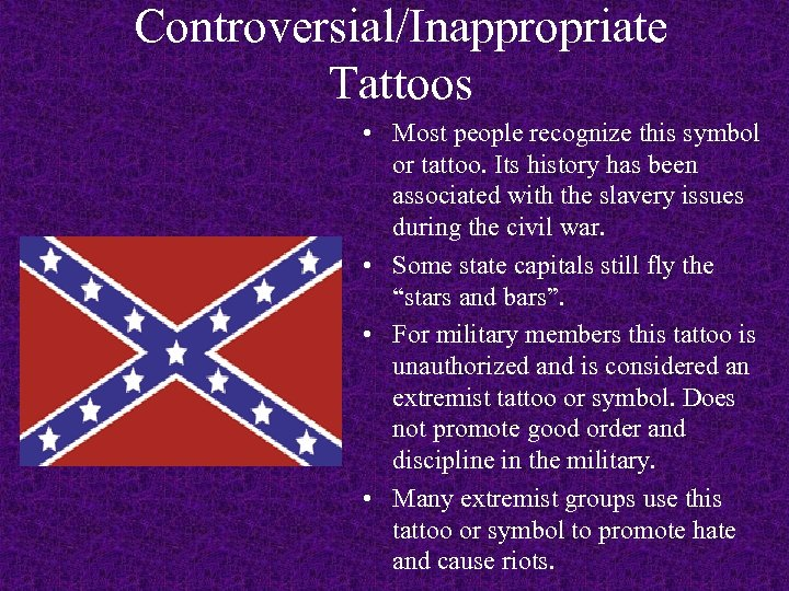 Controversial/Inappropriate Tattoos • Most people recognize this symbol or tattoo. Its history has been