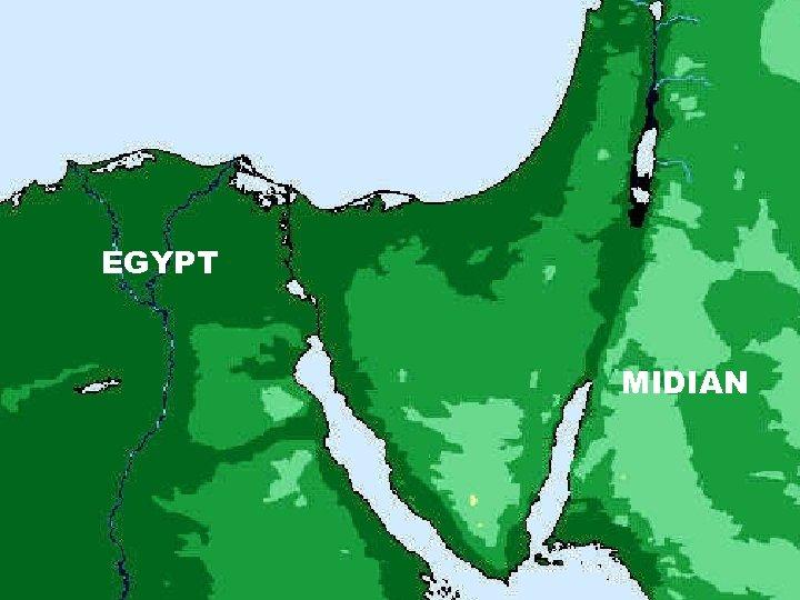 EGYPT MIDIAN