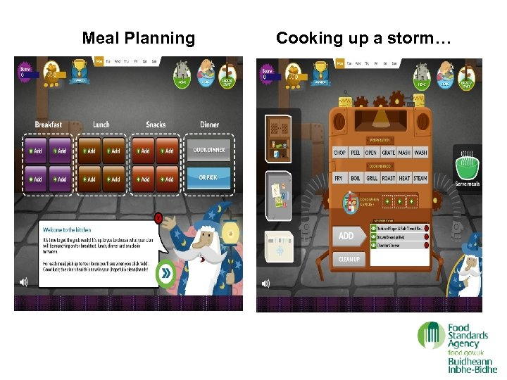 Meal Planning Cooking up a storm…