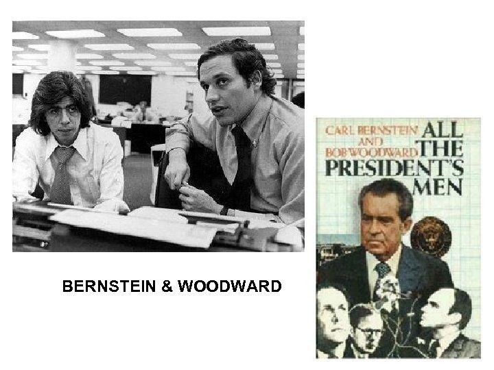 BERNSTEIN & WOODWARD