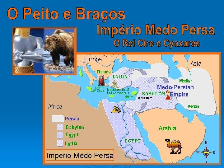Império Medo Persa