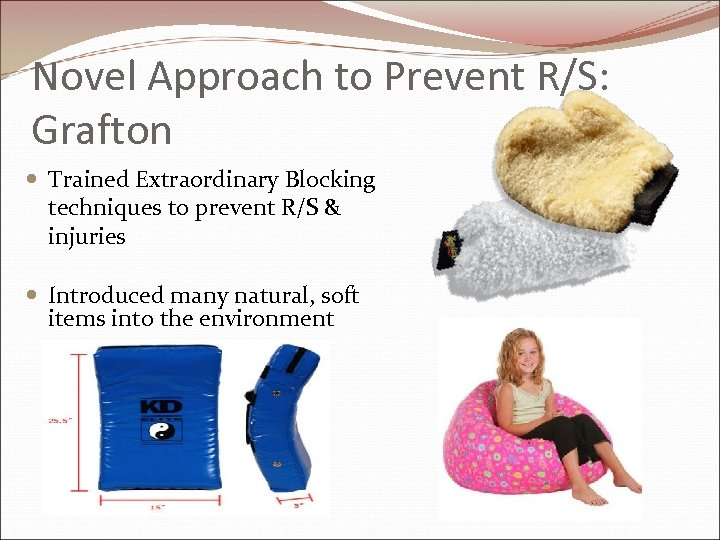 Novel Approach to Prevent R/S: Grafton Trained Extraordinary Blocking techniques to prevent R/S &