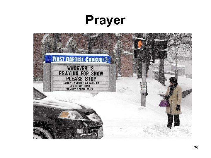 Prayer 26