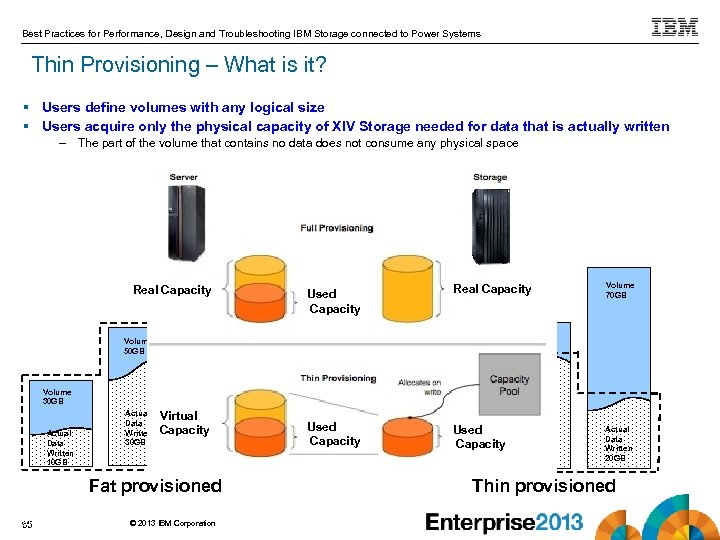 Best Practices for Performance, Design and Troubleshooting IBM Storage connected to Power Systems Thin