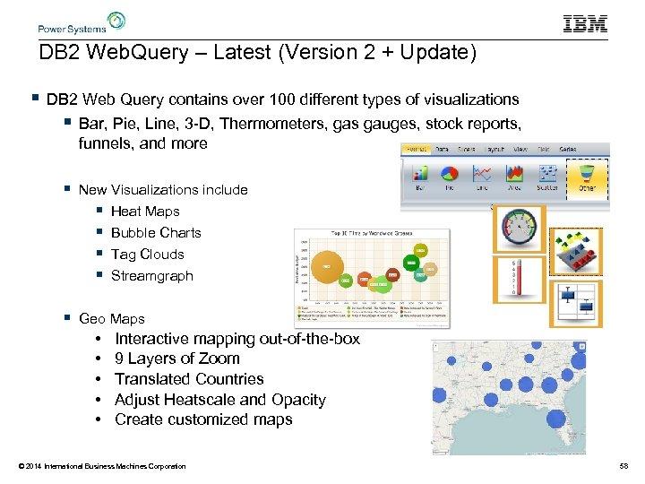 DB 2 Web. Query – Latest (Version 2 + Update) § DB 2 Web
