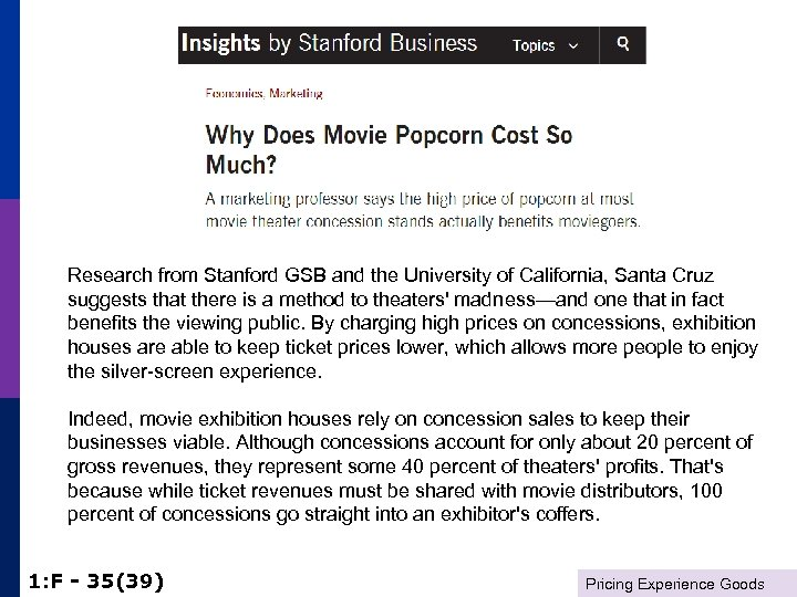 Research from Stanford GSB and the University of California, Santa Cruz suggests that there