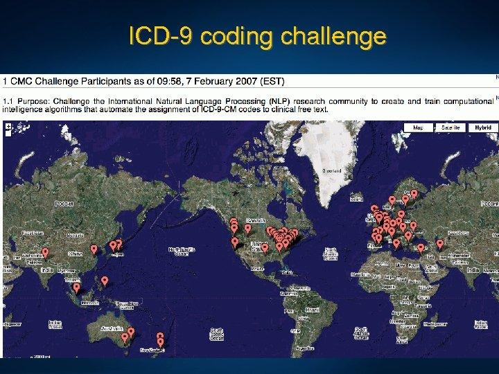 ICD-9 coding challenge