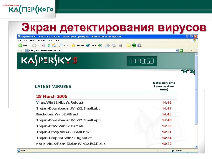 ht Kaspersky Labs 6 th Annual Partner Conference · Turkey, 2 -6 June 2004