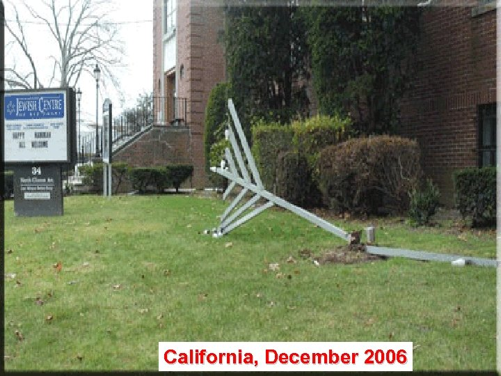 California, December 2006