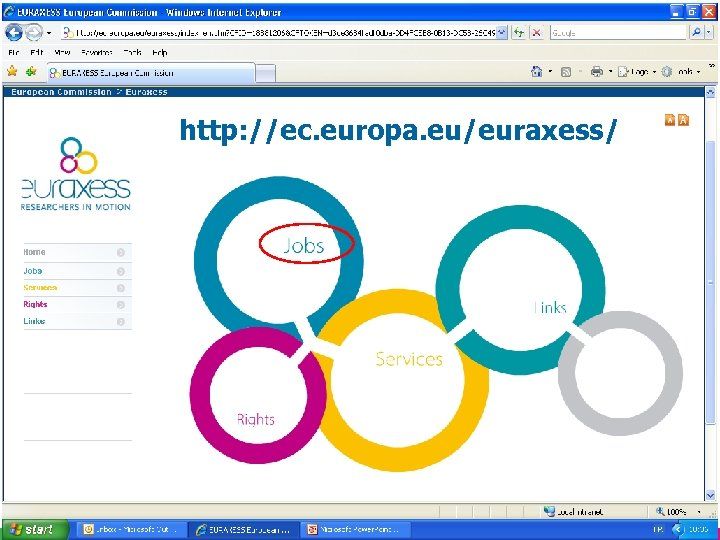 http: //ec. europa. eu/euraxess/