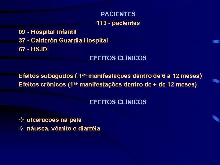 PACIENTES 113 - pacientes 09 - Hospital infantil 37 - Calderón Guardia Hospital 67