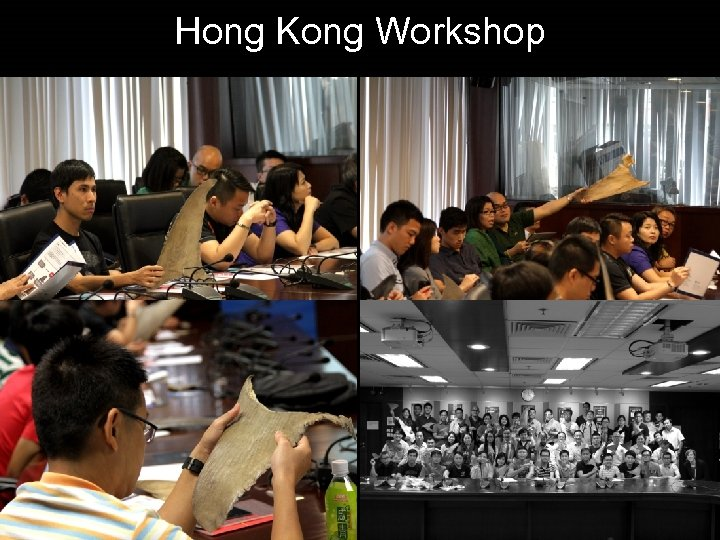 Hong Kong Workshop
