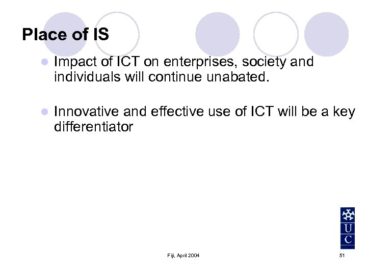 the impact of ict on tertiary The study, therefore, seeks to determine the influence of information and communication technology on the behavior problem of nigerian youths purpose of the study the main purpose of the study is to determine the influence of ict on behavior problems of nigerian youths.
