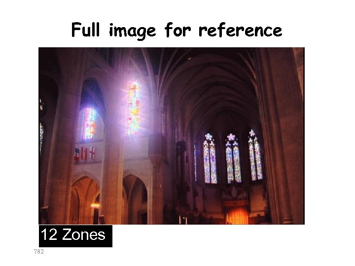 Full image for reference 12 Zones 782