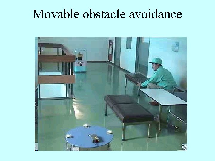 Movable obstacle avoidance