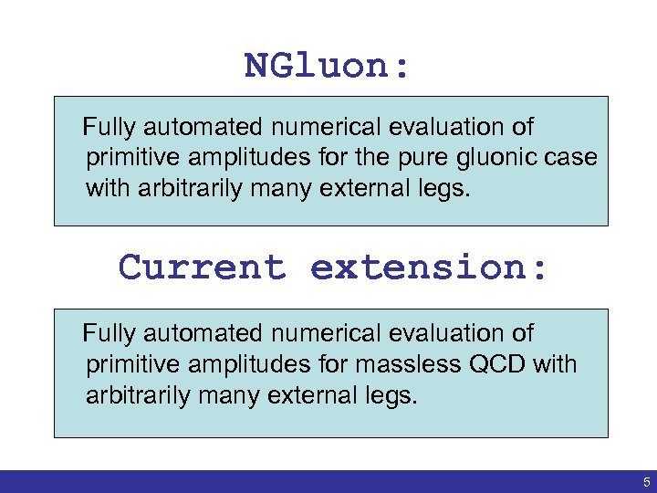 NGluon: Fully automated numerical evaluation of primitive amplitudes for the pure gluonic case with