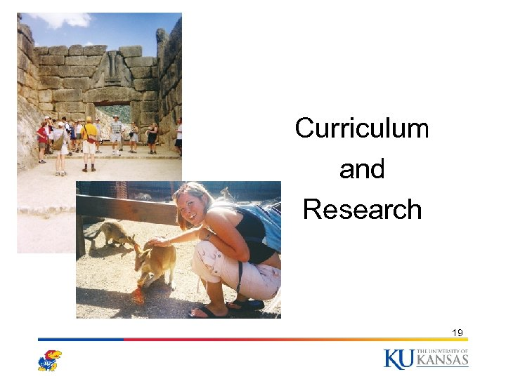 Photo Here Curriculum and Research 19