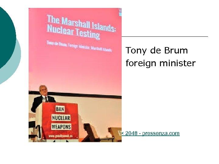 Tony de Brum foreign minister 1360 × 2048 - pressenza. com