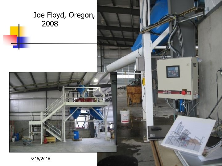 Joe Floyd, Oregon, 2008 3/16/2018 22