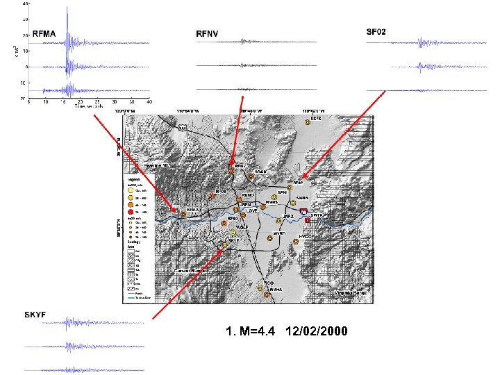 1. M=4. 4 12/02/2000