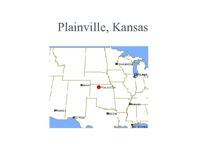 Plainville, Kansas