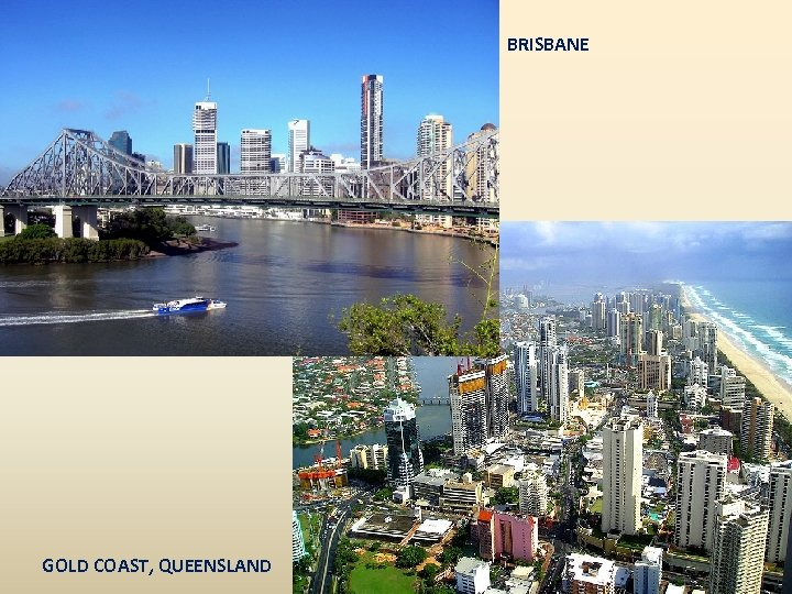 BRISBANE GOLD COAST, QUEENSLAND